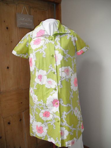 bonkers housecoat